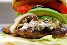 Scrumptious  Sandwiches  Panini and Burgers / by Jewel Only