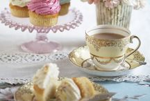 Avalonia Chronicles Tea Parties / Tea Parties and patisserie seen in The Avalonia Chronicles by Farah Oomerbhoy.