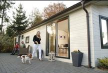 Verhuuraccommodaties Mölke / Heeft u zelf geen tent of caravan? Huur een verhuuraccommodatie! Een mobile home, bungalette of bungalette met sauna