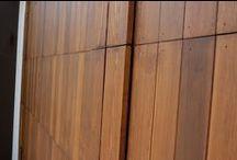 Wood Snobbery / Decks, doors and wood.