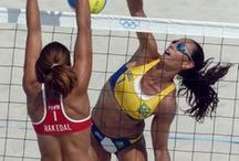 beach volleyball <3