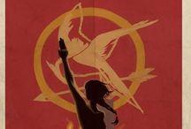 The Hunger Games / by Alyssa Hayford