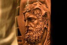 Tatskoja / Tatuointeja jotka kiinnostaa mua. Itselläni ei vielä ole tatuointia mutta some day. Some day.
