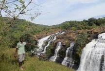 Le Foutah Djallon / Découverte du #Foutah en novembre 2013, #Labé, #Dalaba, #Mamou. De bonnes randonnées à travers les villages #Peulh et de belles rencontres.... http://www.voyage-guinee.fr/nos-voyages/immersion-dans-le-fouta-djalon-balade-en-terre-peule/