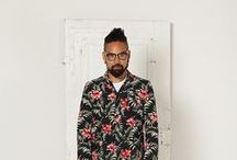 Edwin Europe Spring / Summer 2014 Lookbook - Menswear Collection / Edwin's Spring / Summer 2014 collection utilises classic styling accentuated by bold, yet considered prints that result in a strong and sometimes unexpected ensemble.