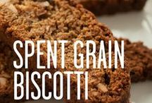 Spent Grain Recipes / There are so many tasty uses for your grain after brew day!