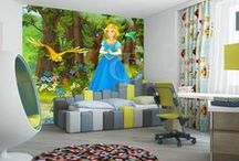 Children area / Want to make your kid's room awesome?  Get on our gallery and pick an amazing theme to surprise him with!