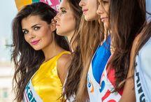 Pro Cycling Podium & Hostess Girls