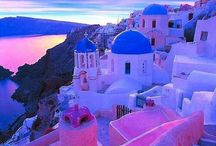I Love Greece!! / Greece is one of my favorite places. You can travel Charter, on your own, bagpacking and sail from island to island. And build a whealthy LifeStyle Around Your Passions While You Adventure The world.