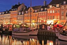 Pin Denmark On The Map! / Who are the Danes and why should you go there? Get Inside Copenhageniers Lifestyle / The Coutrysides And More! Collative Board Lets Pin The Best