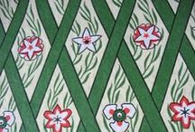 Artists Patterns: Fabrics Paper Nature / Fabulous Designs in the Arts: in Painting- in Print- in Life  / by Lynn Nelson