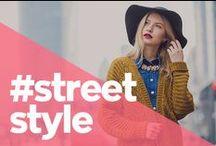 Street Style VU MAG / Najmodniejsze stylizacje Street Style