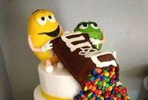Pasteles, Dulces y golosinas / También nos gustan las golosinas, pasteles y dulces!