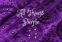 All Things Purple / Pin only shades of purple.  No inappropriate pins please. Don't hesitate to invite others. Have fun pinning:)