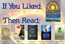 Books you should read / All books that you should read. **teen to young adult** / by Emma🐼⚡️🎸🎤🎵