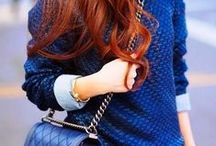 Red Fashion / Colours for Redheads