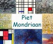 Kunst Mondriaan