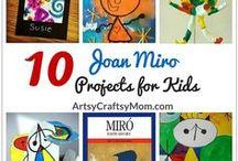 Kunst Joan Miro