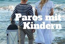 Griechenland mit Kindern / Griechenland ist ein perfektes Reiseziel für Familien - warm, schön, entspannt. Hier gibt es Inspirationen für Trips nach Griechenland.