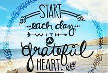 The Original Way / Positive inspiration to keep us going!