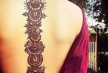 Henna / Henna designs and images to inspire future henna design