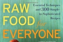 Raw Food Books / Tanya Alekseeva's favourite collection of raw food nutrition and recipe books ever!