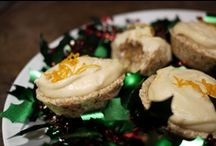 Raw Christmas / Let your creativity shine through with the Best Raw Food Christmas Recipes ever!
