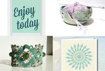 Etsy Treasury / Here are a collection of Etsy Treasuries I've curated, or Etsy Treasuries that include one of my items.  Enjoy! / by Beaverhead Treasures LLC