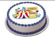 Circus Party / The Circus has come to town! Turn your child into a Ringmaster for the day with the help of DQ Canada's Circus Party board! From carnival games to animal crackers and everything in between, DQ has your big top covered. / by DQ® Cakes