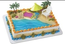BBQ Party / Whether it's Canada Day or Saturday, here you will find mouth watering party ideas to make your next backyard bash a celebration to remember. / by DQ® Cakes