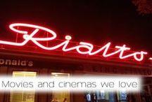 Movies & cinemas we love