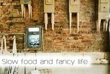 Slow food & fancy life