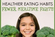 Family Meals / Helping parents and kids make family mealtime happen! / by Live Healthy, Live Well