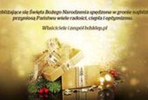 Inspiracje - Boże Narodzenie