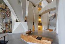 Exhibition Design/Art Galleries