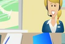 Call Center Training / Many companies are faced with an interesting dilemma. They recognize the benefits of well-trained employees, but often struggle to find the time to conduct call center training because of service level requirements. Using effective and flexible online training is one way to solve this problem.