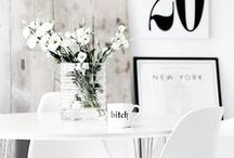 home - decor & details / general inspiration for my home