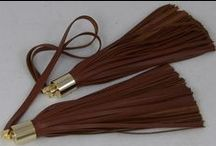 Small Leather Goods / Leather Fashions for Men and Women / by Beaverhead Treasures LLC