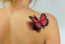 cool tattoos / tatuointeja-tattoos