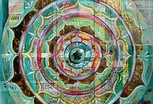Mandalas / Please share with us mandalas that you find helpful for meditation, or simply lovely to look at