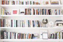 home - bookshelf design / how to design bookshelves and inspiration