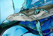 Stained Glass / Wonderful artisan stained glass pieces. / by Beaverhead Treasures LLC