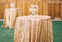 Decoration and stuff / Inspiration for wedding decoration, gifts, flowers, entertainment, cakes & food