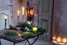 Garten und licht