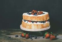 foodie - cakes, tarts and gateaus / all those heavenly delicious baked goods