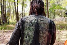 "Daryl Dixon / ""I may be the one walking away but you're the one that's leaving. Again."""