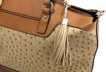 Lambskin Leather Tassels / High end lambskin leather tassels for your handbag, zipper pull or as a great fashion necklace. Ok... and a few deerskin too! / by Beaverhead Treasures LLC