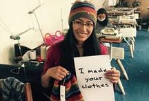 #whomademyclothes #imadeyourclothes APU KUNTUR / These great people made your APUKUNTUR clothes. Thank you all! #whomademyclothes #fashrev #fashionrevolutionday #fairtrade #sustainable #fashion #alpaca #alpaka #imadeyourclothes