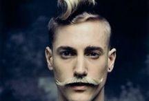 Hår / Men's hair styles