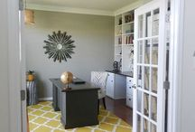 Office / Home office decorating ideas.